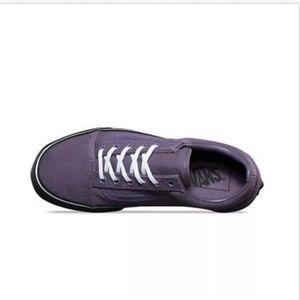 652a5efed7 Vans Shoes - Vans Old Skool Black Outsole Montana Grape Shoes🌹